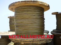 Типы смазки для стальных канатов